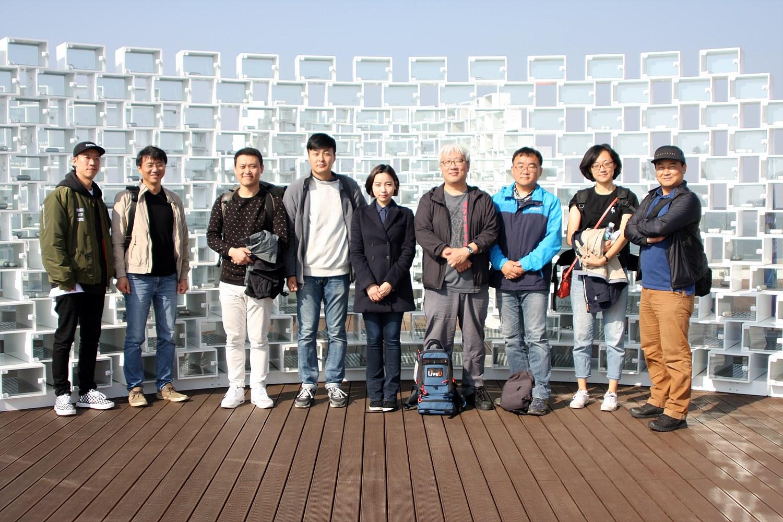 모바일 저널리즘 청풍호 프로젝트팀