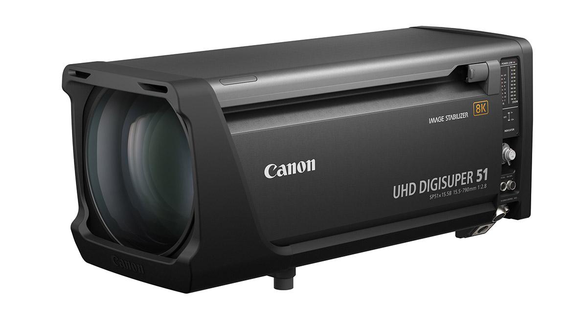 8K 방송 카메라 전용 줌 렌즈 UHD-DIGISUPER 51_1