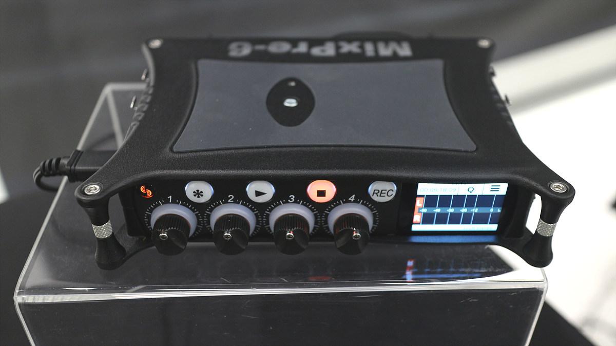 MixPre-6 II