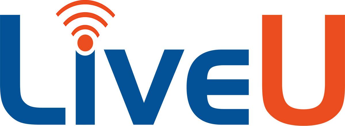 LiveU 로고