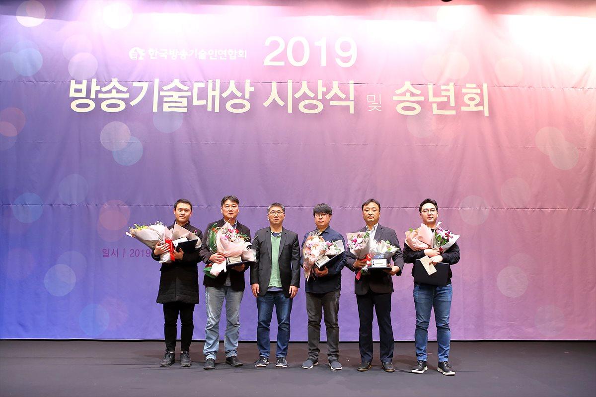 우수상 수상자 단체사진