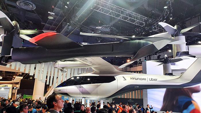 개인용 비행체 콘셉트 S-A1