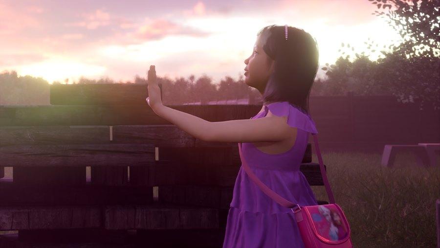 그림 3. 너를 만났다 VR의 한 장면