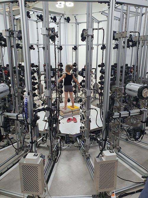 그림 10. 3D 스캐닝 과정