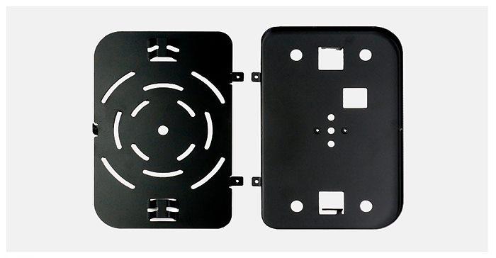 CM02 - UV510A를 천정에 장착하기 위한 천정형 브라켓