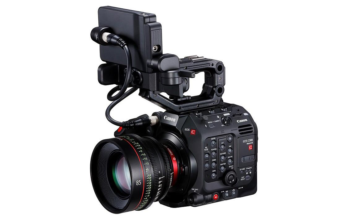 EOS C300 Mark III, 01