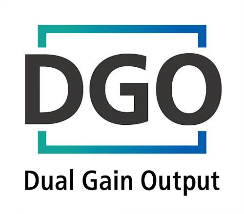 EOS C300 Mark III, 03 DGO(Dual Gain Output) 로고 이미지