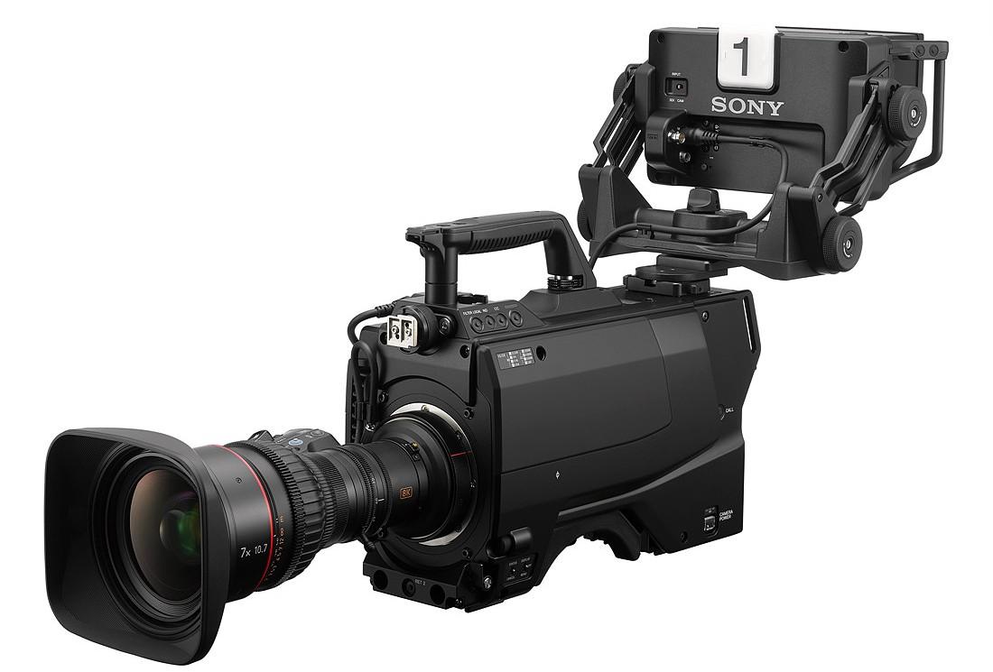 Sony 8K 카메라 UHC-8300