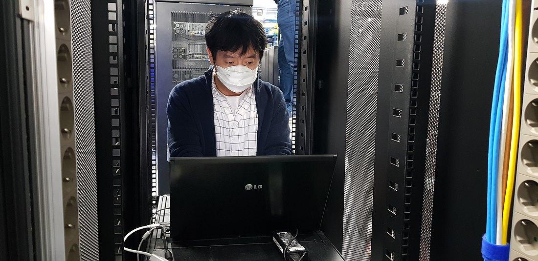 프로세서 모니터링 S/W 설치