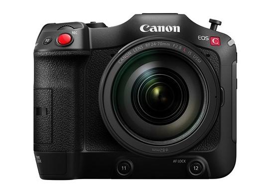 4K 디지털 시네마 카메라 'EOS C70'