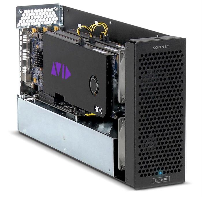 Avid Pro Tools | HDX 카드는 포함되어 있지 않다