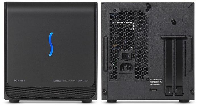 eGPU Breakaway Box 750