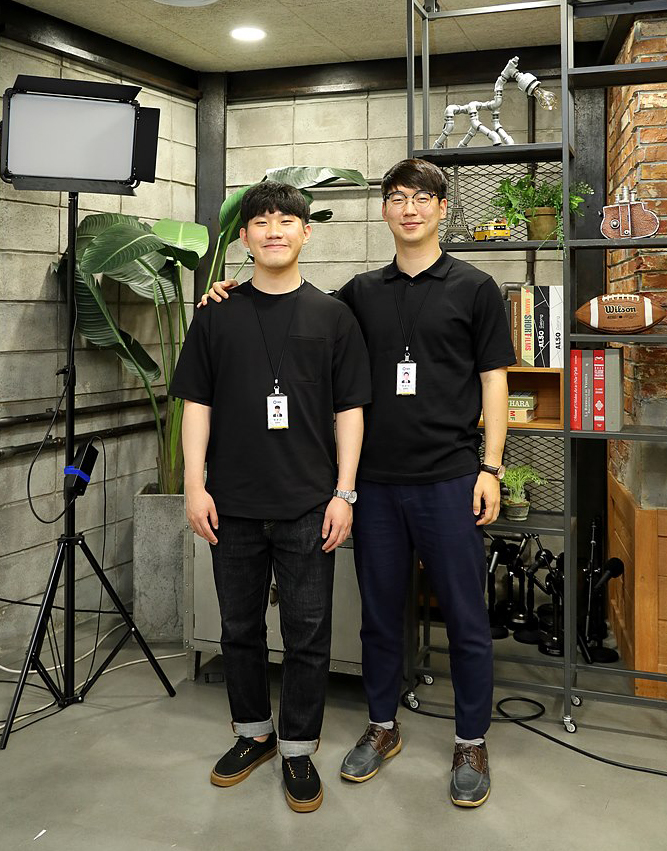 SBS 신입사원 01