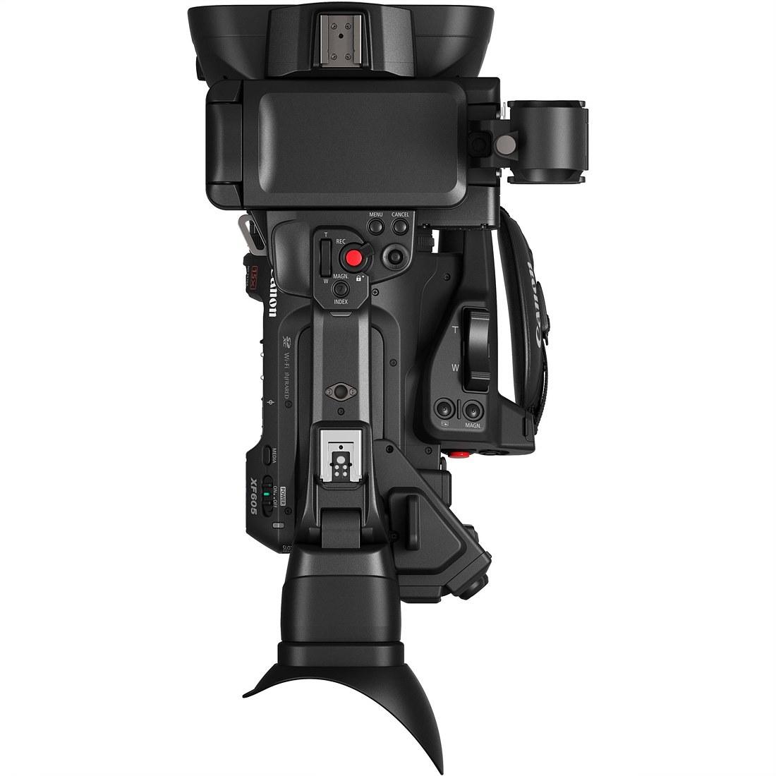 4K 캠코더 XF605 00